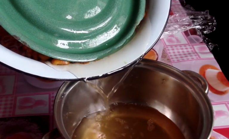 Варенье из абрикосов — 8 рецептов абрикосового варенья дольками этап 6
