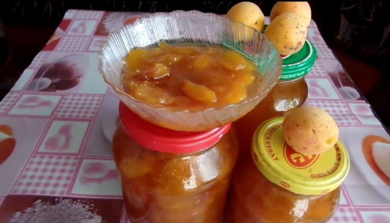 Варенье из абрикосов — 8 рецептов абрикосового варенья дольками этап 9