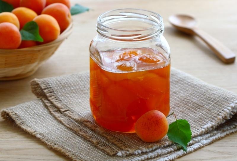 Варенье из абрикосов — 8 рецептов абрикосового варенья дольками этап 35