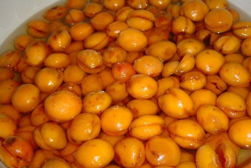 Варенье из абрикосов — 8 рецептов абрикосового варенья дольками этап 17