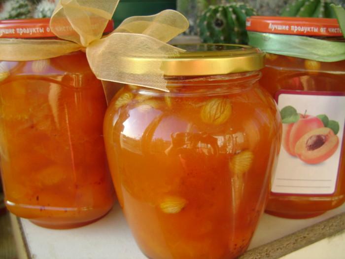 Варенье из абрикосов — 8 рецептов абрикосового варенья дольками этап 32