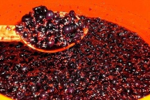 Варенье из черной смородины на зиму — пальчики оближешь этап 19