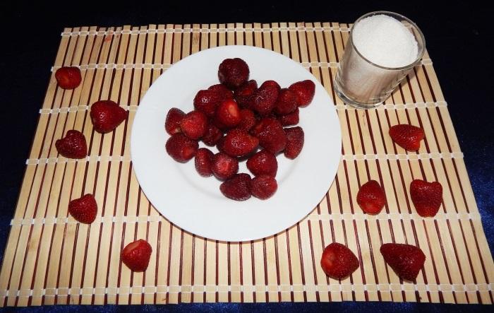 Джем из клубники — 6 рецептов клубничного джема на зиму этап 4