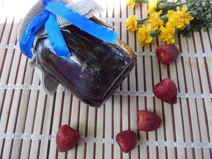 Джем из клубники — 6 рецептов клубничного джема на зиму этап 8