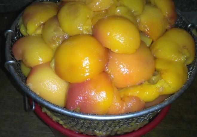 Варенье из персиков — 8 простых рецептов персикового варенья на зиму этап 26