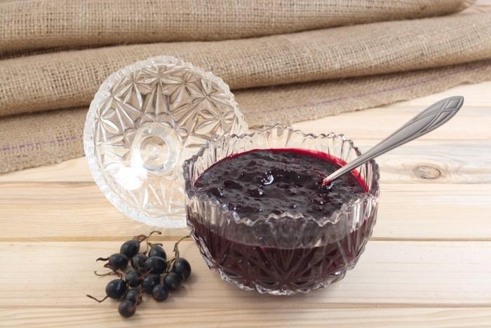 Варенье из черной смородины на зиму — пальчики оближешь этап 26