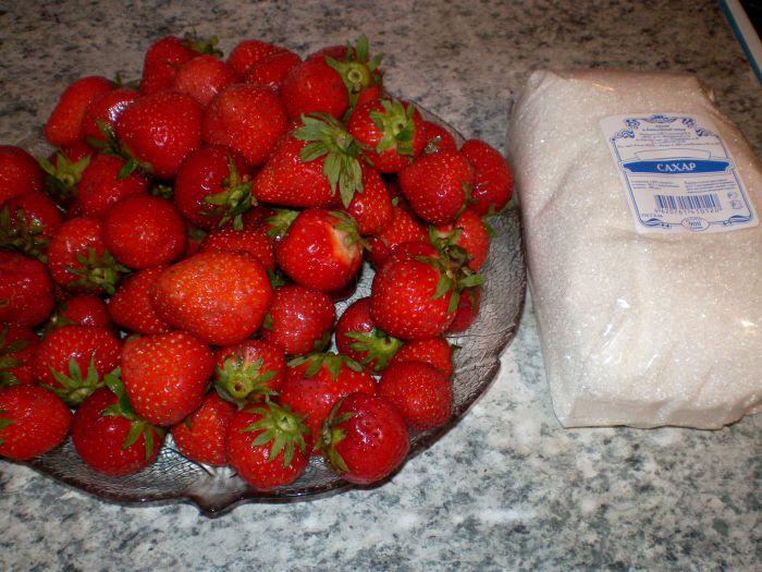 Как варить варенье из виктории, чтобы ягоды были целыми? этап 8