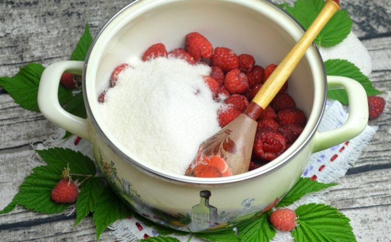 Варенье из малины на зиму. Топ 8 рецептов приготовления малинового варенья этап 18
