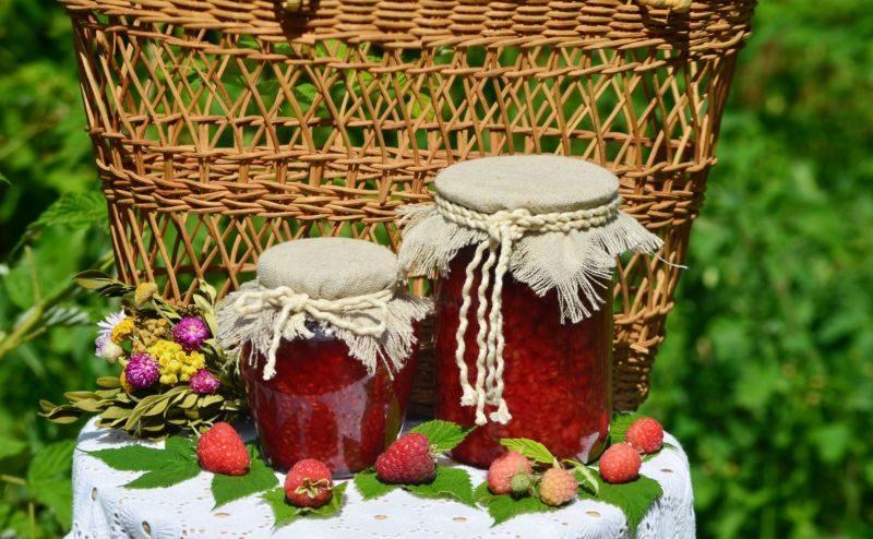 Варенье из малины на зиму. Топ 8 рецептов приготовления малинового варенья этап 13