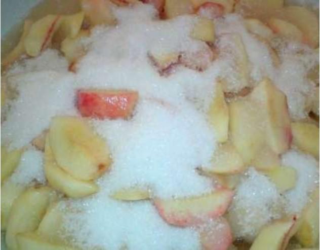 Варенье из персиков — 8 простых рецептов персикового варенья на зиму этап 22