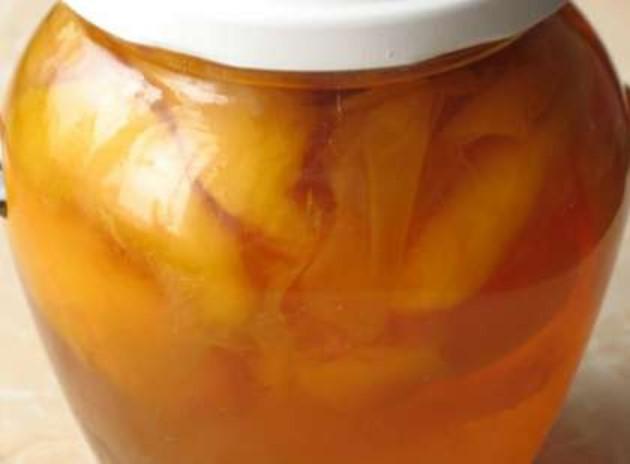 Варенье из персиков — 8 простых рецептов персикового варенья на зиму этап 25
