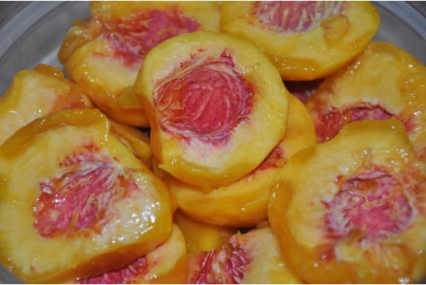 Варенье из персиков — 8 простых рецептов персикового варенья на зиму этап 35