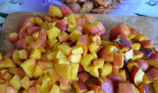 Варенье из персиков — 8 простых рецептов персикового варенья на зиму этап 5