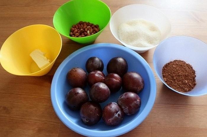 Варенье из сливы без косточек. Простые рецепты приготовления на зиму этап 15