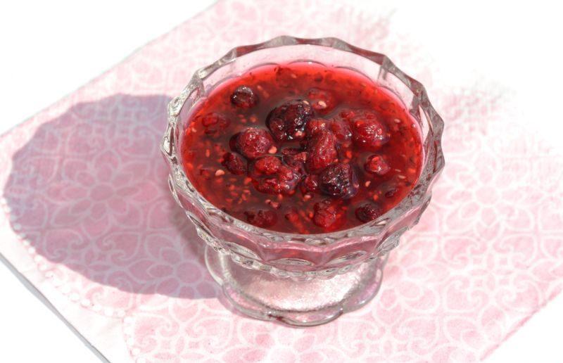 Варенье из малины на зиму. Топ 8 рецептов приготовления малинового варенья этап 2
