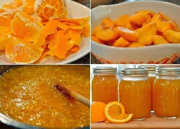 Варенье из персиков — 8 простых рецептов персикового варенья на зиму этап 20