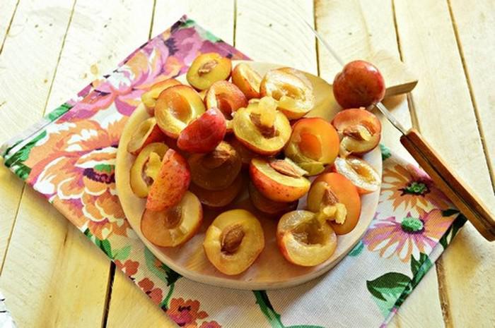 Варенье из сливы без косточек. Простые рецепты приготовления на зиму этап 33
