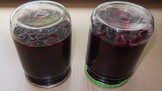 Варенье из вишни без косточек на зиму этап 10
