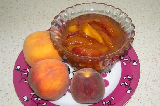 Варенье из персиков — 8 простых рецептов персикового варенья на зиму этап 29