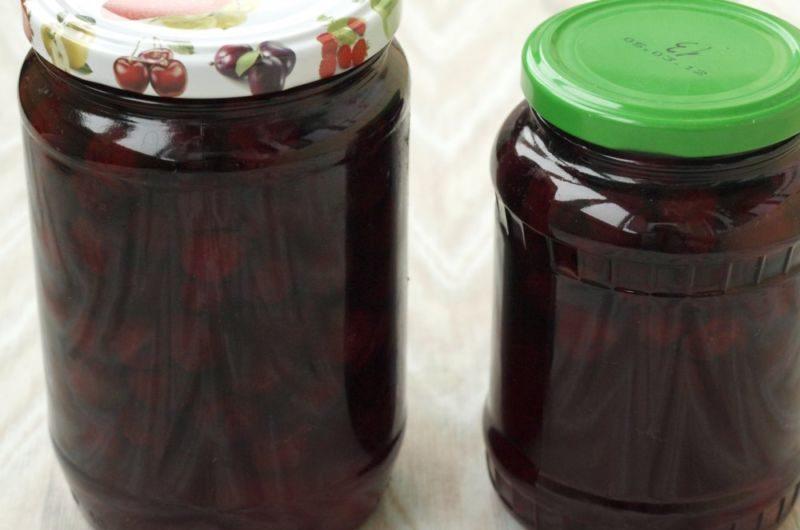 Варенье из вишни без косточек на зиму этап 48
