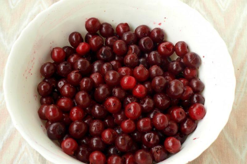 Варенье из вишни без косточек на зиму этап 44