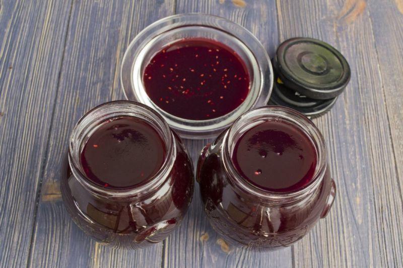 Варенье из малины на зиму. Топ 8 рецептов приготовления малинового варенья этап 32