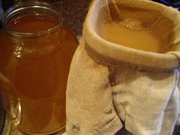 Вино из яблок в домашних условиях — простые рецепты приготовления яблочного вина этап 16