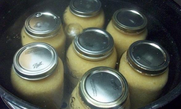 Яблочное пюре — 8 самых простых рецептов на зиму этап 30
