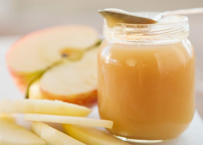 Яблочное пюре — 8 самых простых рецептов на зиму этап 31