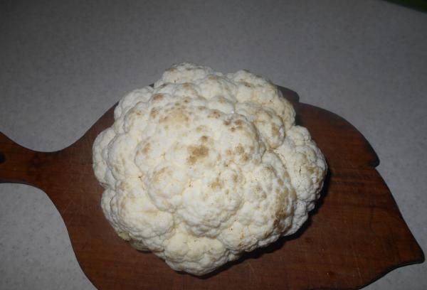 Цветная капуста в кляре — простые и вкусные рецепты этап 21