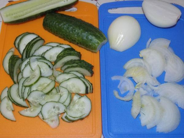 Салат из капусты на зиму — очень вкусные рецепты в банке этап 21