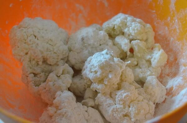 Цветная капуста в кляре — простые и вкусные рецепты этап 44