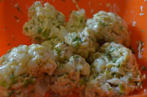 Цветная капуста в кляре — простые и вкусные рецепты этап 45