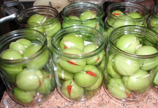Помидоры маринованные на зиму: 7 очень вкусных рецептов сладких маринованных помидор этап 26