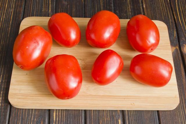 Помидоры маринованные на зиму: 7 очень вкусных рецептов сладких маринованных помидор этап 19
