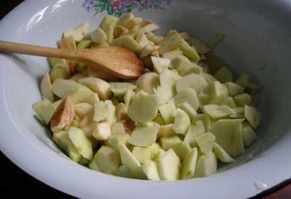 Повидло из яблок в домашних условиях: 8 простых рецептов этап 9