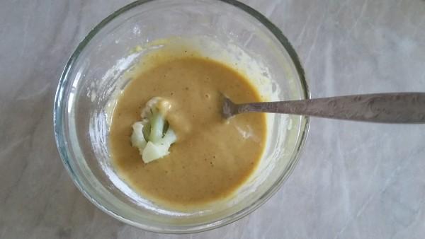 Цветная капуста в кляре — простые и вкусные рецепты этап 18