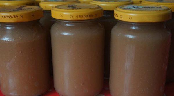 Яблочное пюре — 8 самых простых рецептов на зиму этап 11
