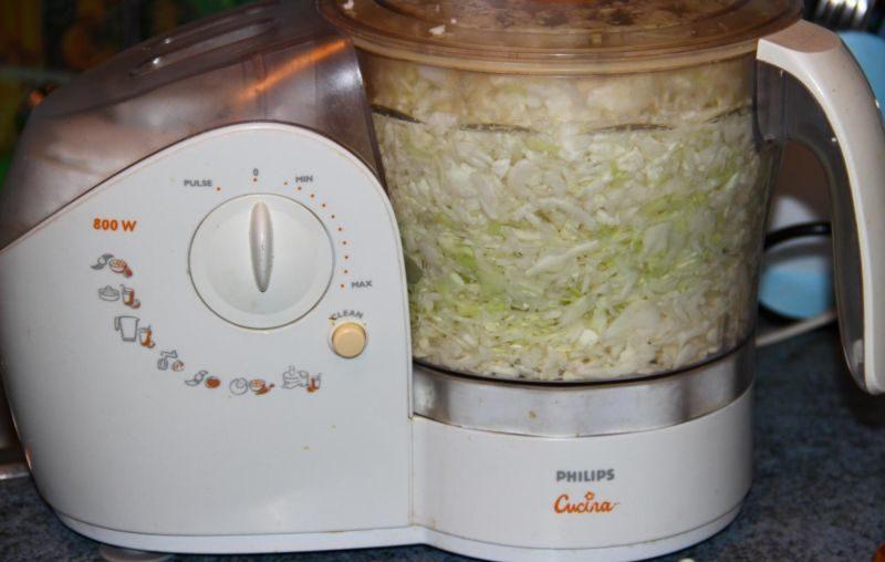 Салат из капусты на зиму — очень вкусные рецепты в банке этап 31