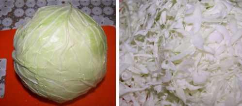 Салат из капусты на зиму — очень вкусные рецепты в банке этап 13