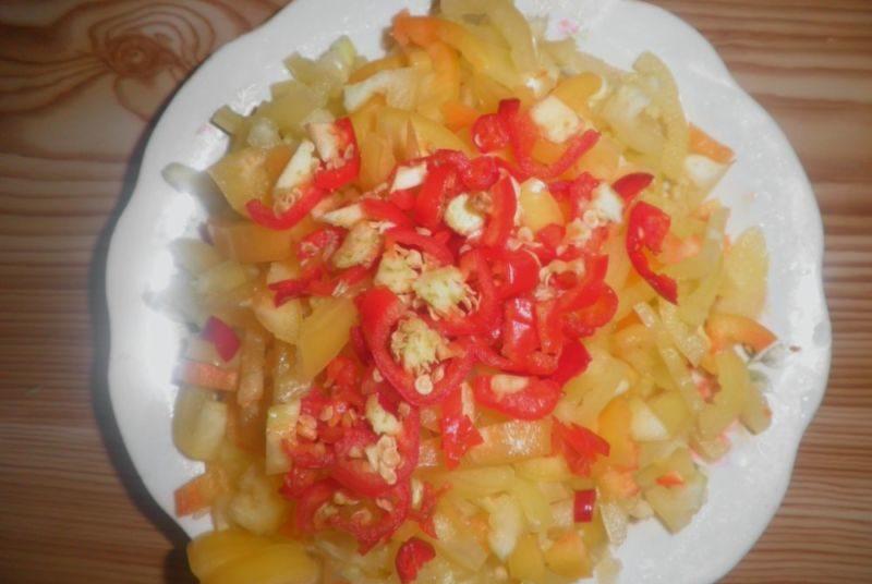 Салат из капусты на зиму — очень вкусные рецепты в банке этап 40
