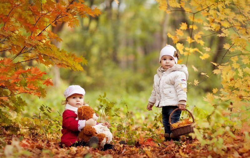 Стихи про осень: короткие и красивые стихотворения об осени для дошкольников этап 7