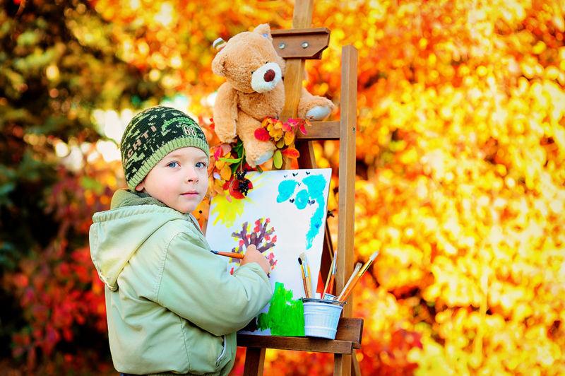 Стихи про осень: короткие и красивые стихотворения об осени для дошкольников этап 8