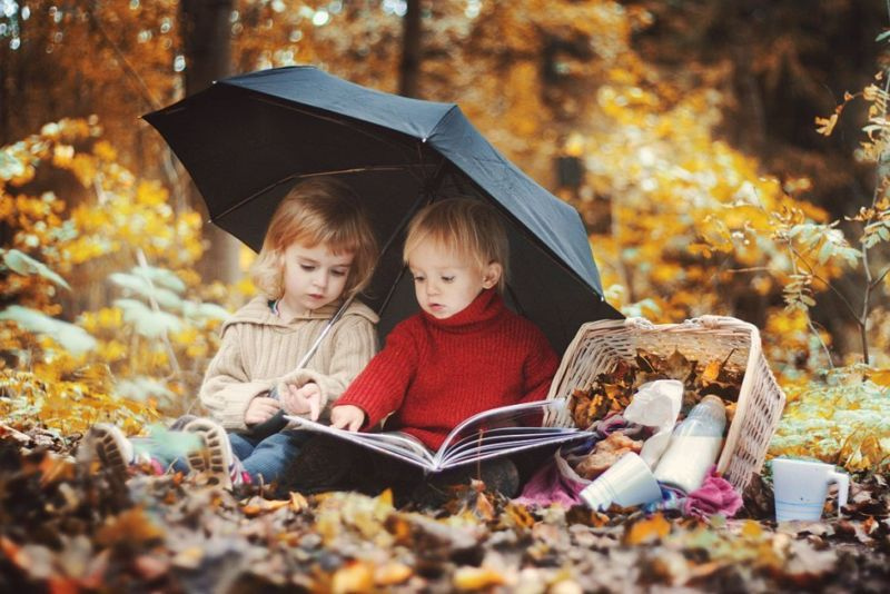 Стихи про осень: короткие и красивые стихотворения об осени для дошкольников этап 1