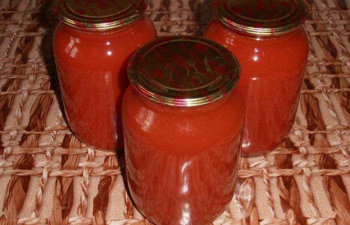 Томатный сок в домашних условиях — 8 рецептов очень вкусного сока на зиму этап 7