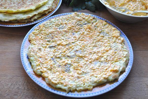 Торт из кабачков — 8 рецептов вкуснейшего кабачкового торта этап 57
