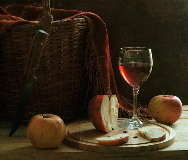 Вино из яблок в домашних условиях — простые рецепты приготовления яблочного вина этап 26