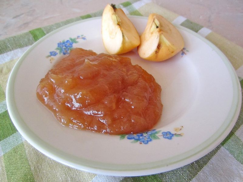 Повидло из яблок в домашних условиях: 8 простых рецептов этап 8