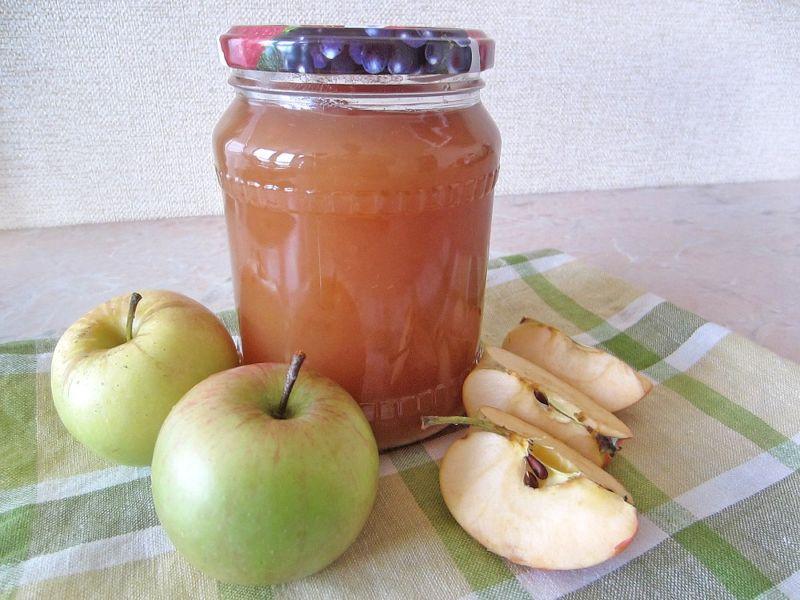 Повидло из яблок в домашних условиях: 8 простых рецептов этап 2