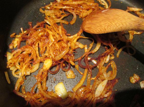 Капуста тушеная — 10 рецептов очень вкусной тушеной капусты этап 9
